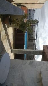 Photo for Duplex Penthouse with Pool 50 meters from Praia do Forte