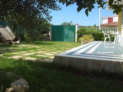 Photo for Holiday home Villa Santina 100mt from the sea