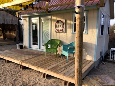 Photo for The No Wake Zone Mini Beach House