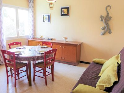 Photo for Apartment Les Lauriers roses in Narbonne-Plage - 4 persons, 1 bedrooms