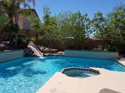 Photo for North Phoenix 5 Bdrm 2.5 Ba With Heated Pool And Spa