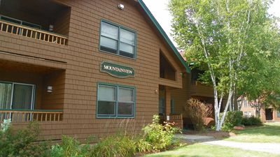 Great spot sleeping 8 for 2 families or 2 couples with separate living quarters!