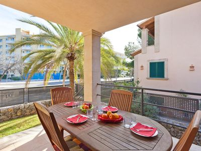 Photo for 4BR Villa Vacation Rental in Alcudia, Baleares