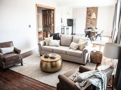 Photo for Sullivan St Loft in Knoxville's Old City