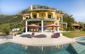 Exclusive Large Luxury Villa with Private Pool and Sea/Mountain views