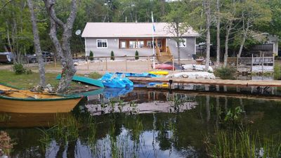 Photo for Rhodie's Rest Cottage Weekly, 2 plus day rentals Annapolis County Nova Scotia April/Nov