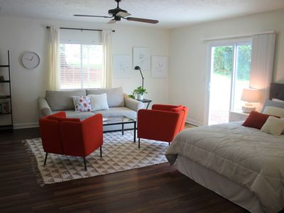 Photo for 400 square foot Suite near downtown Greenville