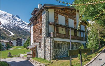 4 bedroom accommodation in Saas-Fee