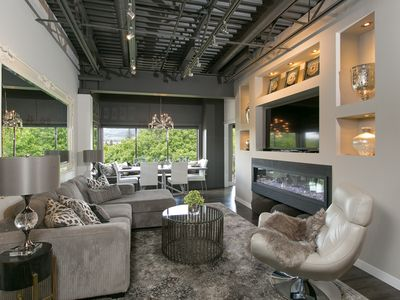 Photo for Luxury Waterfront - Downtown - Spectacular Decor!