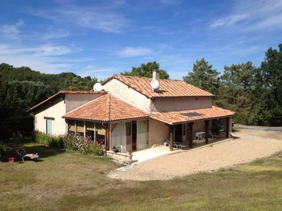 Photo for 3BR House Vacation Rental in Tocane-Saint-Apre, Nouvelle-Aquitaine