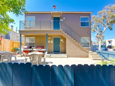 Photo for Just Listed! Mission Beach - Just Steps To The Sand!