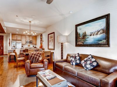 Photo for Beautiful home w/ shared pool & hot tub + patio, free WiFi, & gaming center!