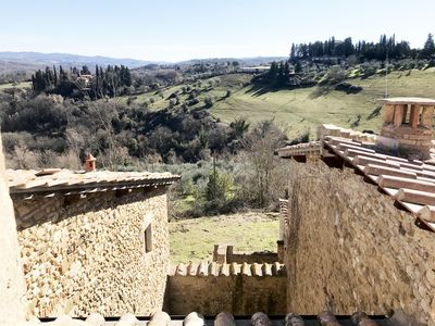 Photo for Campora house in Chianti for 2 people