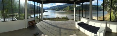 Photo for Lake house at 3 hours from Bogota, perfect warm weather