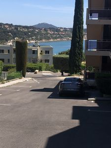Photo for STUDIO IN CALM BANDOL 3MIN (190m) ON FOOT OF THE SANDY BEACH