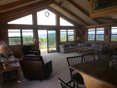 Photo for Secluded get away with stunning views