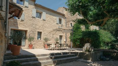 """Photo for The Priory """"La Madelène"""" Guest house in Provence - Ventoux"""