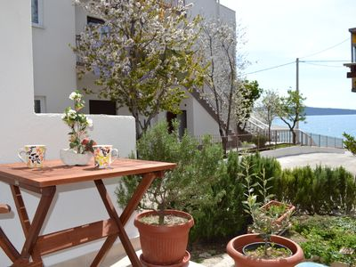 Photo for Just 20m to the Sea! Apt with Terrace
