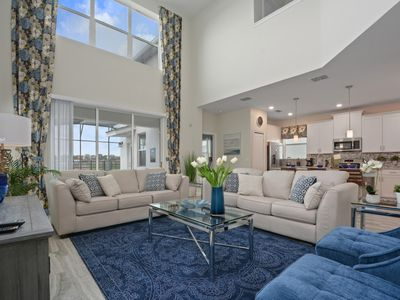 Photo for Luxury 5 bedroom suites, 5 minutes from Disney
