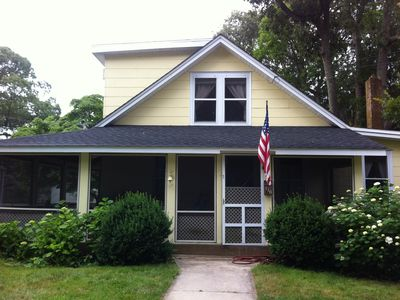 Photo for Cancellation opens 2 weeks in August at charming BR cottage in great location