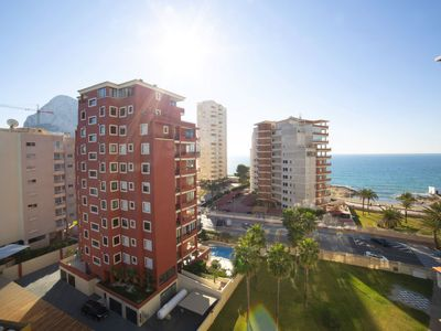 Photo for Apartment Atlántico in Calpe/Calp - 2 persons, 1 bedrooms
