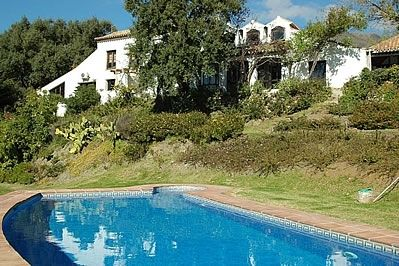 Photo for 8 bedroom Villa, sleeps 20 with Pool and Air Con