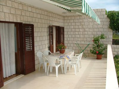 Photo for Apartments Darka (38691-A5) - Bol - island Brac