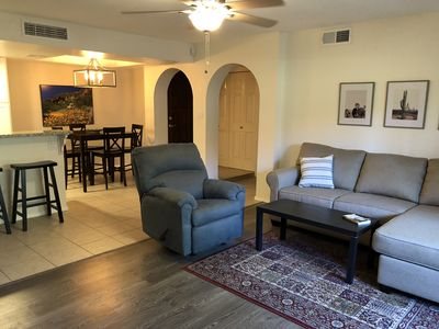 Photo for Gated Community, Poolside, Newly Remodeled 2bed Condo