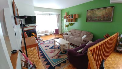 Photo for Close to downtown house (convenient for families, romantic ambiance for couples)
