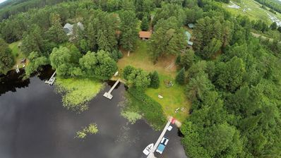 Photo for Cozy Cottage on Grand Portage Lake, Right on ATV and Snowmobile Trail!