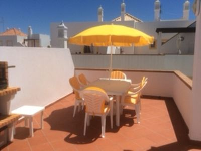 Photo for Luxury Penthouse Apartment in Cabanas de Tavira, Eastern Algarve, Portugal