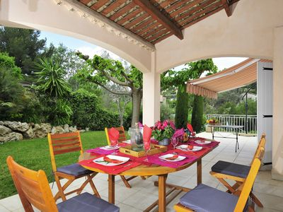 Photo for Sparkling 4 bedroom Villa in Antibes (Q9807)