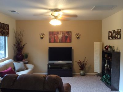 Photo for Home Away From Home! Perfect for traveling professional wanting privacy