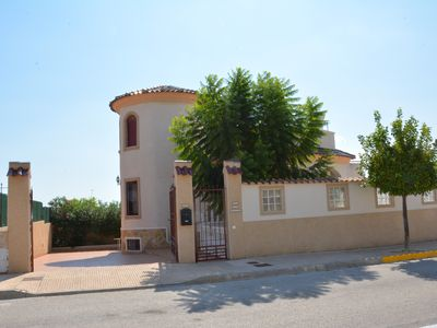 Photo for A Beautiful Detached villa residing to a spacious corner plot