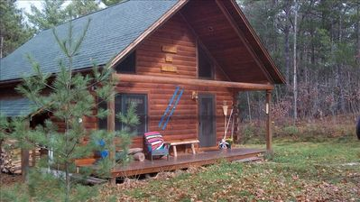 Photo for 2BR Cabin Vacation Rental in Jay, New York