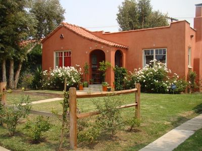 Photo for FABULOUS SPANISH STYLE DREAM HOME IN MAR VISTA CLOSE TO BEACH