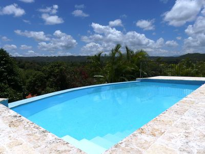 Photo for Large Villa with Crystal Pool & Breathtaking Views