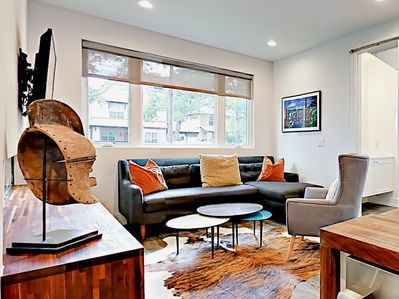 Living Room - Welcome to Austin! This newly-constructed home is full of character.