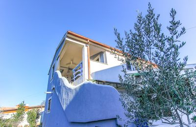 Photo for Comfortable apartment with 2 bedrooms, 2 bathrooms, air conditioning, balcony, barbecue - near the nature park Cape Kamenjak
