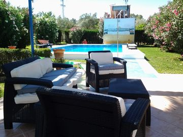 Private Villa With Private Pool And Large Private Garden