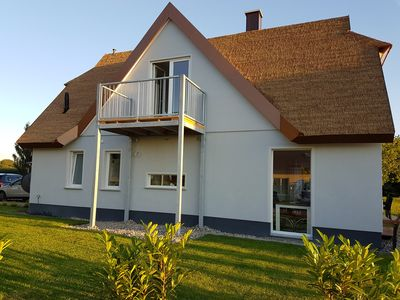 Photo for Close to the beach, sea view, sauna, fireplace, bicycles, Boiensdorf between Rerik / Wismar