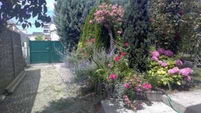 Photo for Charming very sunny house in a quiet area, large garden, close to the sea and shops