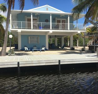 Photo for Peaceful Waterfront Retreat, Gated Community in Key Largo