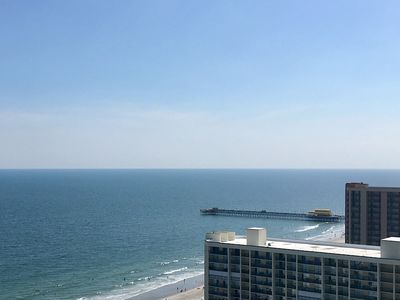Photo for 3BED/3BATH AMAZING VIEWS FROM OUR 2308 UNIT...PASSES INCLUDED & FREE WIFI