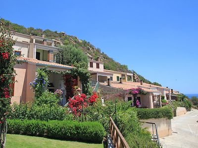 Photo for One bedroom Apartment, sleeps 4 in Costa Rei with Air Con and WiFi