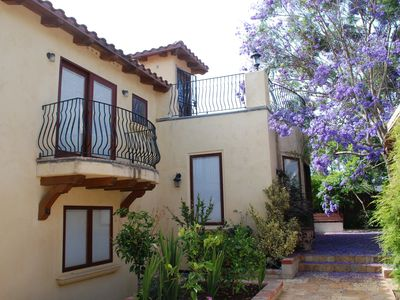 Photo for Serene Garden Setting, Walking Distance To The Beaches And Down Town Encinitas