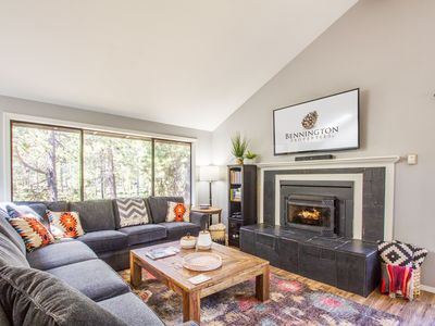Photo for Near Fort Rock Park, Hot Tub, Gas Fireplace, Great Decor, Hot Tub  - INDI10