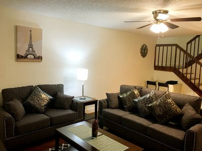Photo for SW Orlando Spacious 2Bdrm/2.5Ba Townhouse, Mins To Theme Parks & Outlet Stores