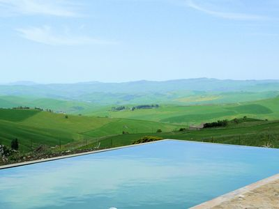 Photo for Luxury villa for large groups in beautiful Sicilian countryside