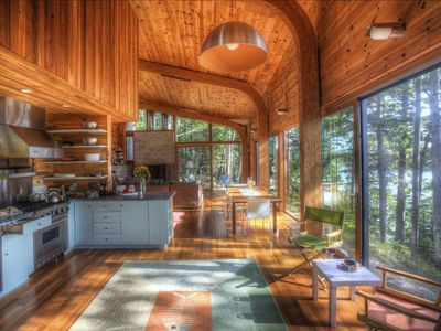 Photo for Luxury Waterfront Property in South Bristol, Maine